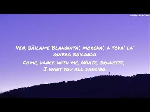 Nacho Mona Lisa ft. Nicky Jam English Lyrics/Translation
