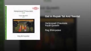 Gat in Rupak Tal And Teental