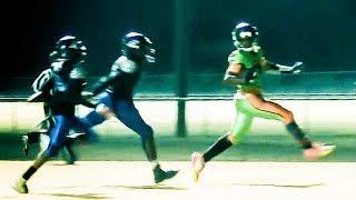 🔥RARE BREED 12U Playoffs vs Central Dekalb Jaguars Youth Football Highlights