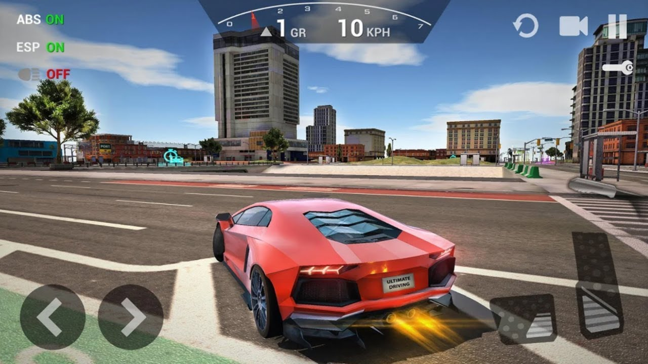 Car Driving Games >> Ultimate Car Driving Simulator Street Vehicles Super Cars For