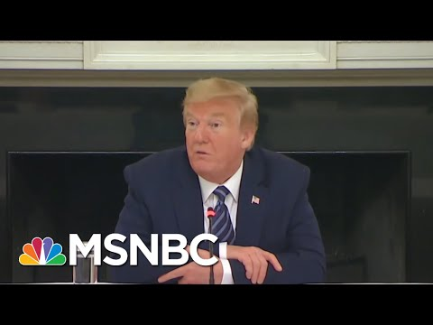 Chris Hayes Explains COVID-19 Testing To Trump Who Still Doesn't Get It | All In | MSNBC