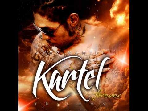 Vybz Kartel – Kartel Forever – Trilogy – 3 CD