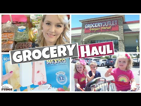 GROCERY HAUL & Shop with Me || Large Family COSTCO & Grocery Outlet Haul