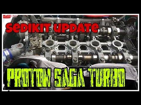 Sedikit Update Tentang Proton Saga Turbo Saya...