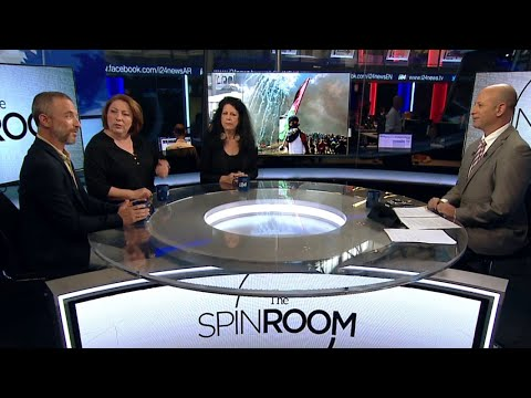 The Spin Room Panel: Mistreatment of Israeli-Arabs Protesting for Gaza