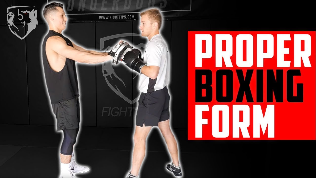 'Correct Boxing Technique' with AJ Perez of Rumble Boxing