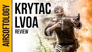 The Krytac Warsport LVOA - A New Airsoft Icon? | Airsoftology Review