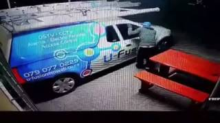 Dumb car thief nabbed by clever technology- Owner nabs criminal trying to steal vehicle