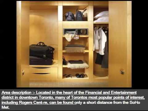 Best Hotel In Toronto - Soho Metropolitan Hotel & Residences