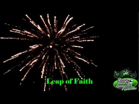 Leap of Faith-Pyro Predator Finnish Line Fireworks in South Dakota