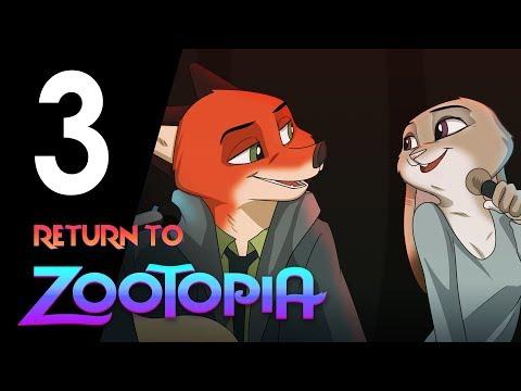 Return To Zootopia - Episode 3: Partners (Fan-Film)