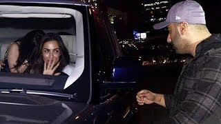 Arjun Kapoor & Girlfriend Malaika Arora CAUGHT Together Again As A Couple On Dinner Date