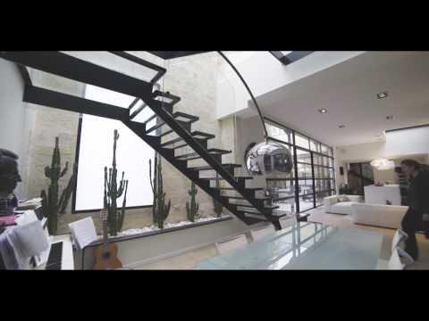 Maison-Loft à vendre