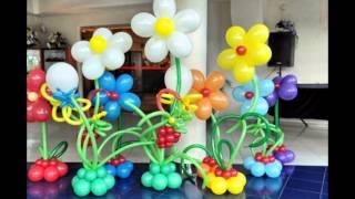 шары на день рождения ребенка фото Алматы
