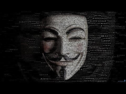 Documentary Flim: Anonymous Internet Hackers in 2017