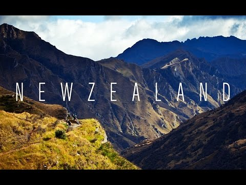 New Zealand A Startling Beauty – Country in OCEANia