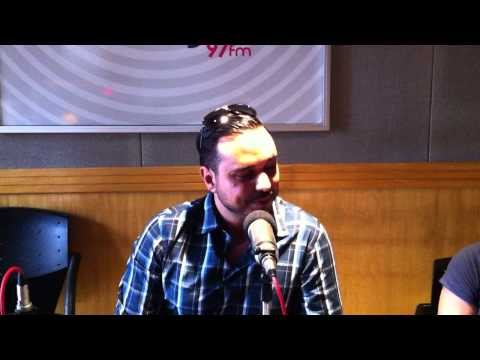 DJ RONEN MIZRAHI LIVE RADIO INTERVIEW BRAZIL SAO PAULO FEB/2011