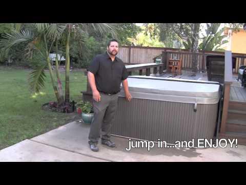 110 V 220 Volt Hot Tub