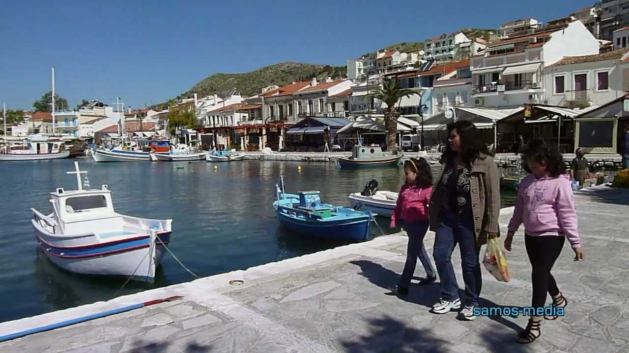 Always Pythagorion / Samos, Greece (HD, 720p) - Music by Ad Vanderveen - YouTube
