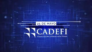 Algo nuevo llegará a Cadefi el 25 de mayo