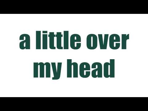 Neyo - Over My Head With Lyrics