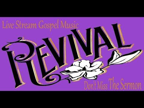 Traditional Black Gospel The Midnight Son Radio Station / Revival 6001