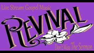 Traditional Black Gospel Revival 6001 - The Midnite Son Radio Station