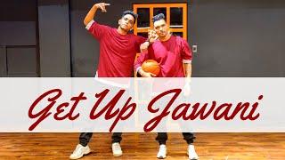 Get Up Jawani- Yo Yo Honey Singh Ft. Badshah | Akshay Kadav Choreography | Dance Video