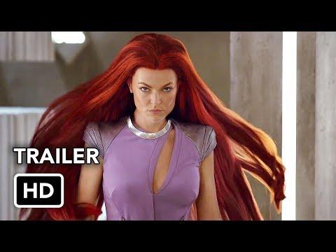 Marvel's Inhumans (ABC) Comic-Con Trailer HD