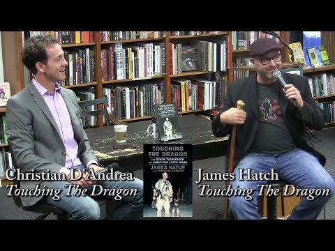 """James Hatch and Christian D'Andrea, """"Touching The Dragon"""""""