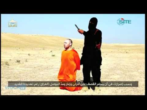 ISIS Second Beheading of American Journalist