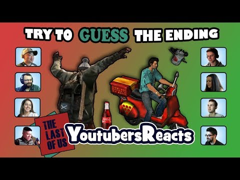 The Last of Us - Guess The Ending Challenge - Episode 2