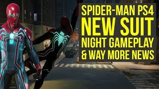 Spider Man PS4 New Suit With Ability REVEALED, New Trailer & Way More News (Marvels Spiderman PS4)