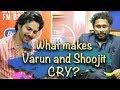 October: What makes Varun Dhawan and Shoojit Sircar cry?