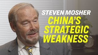 US-China Trade War & Hong Kong Protests Expose China's Critical Weaknesses—Steven Mosher