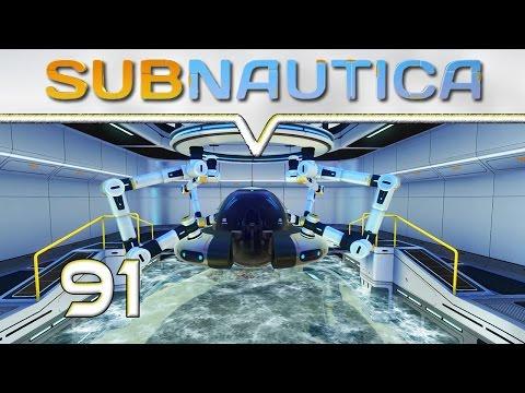 SUBNAUTICA ★ #91 Der Moonpool ★ Let's Play Subnautica Deutsch / German [Gameplay]