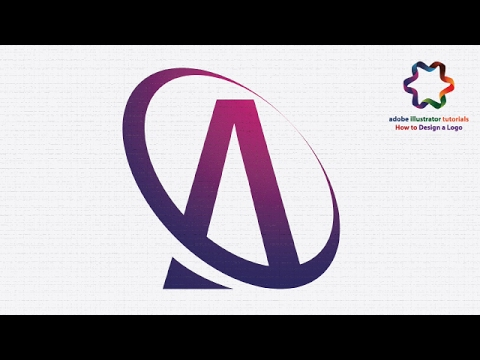 custom letter logo design - text effect logo design tutorial - adobe illustrator logo design