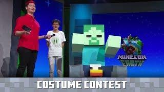 MINECON Earth 2018 - The Costume Contest!