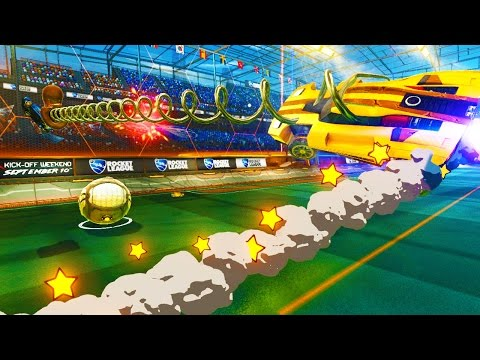 THE MOST INTENSE ROCKET LEAGUE RUMBLE WAGER MATCH!
