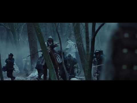 남한산성 전투씬 Nam-Han Fortress Battle Scene (The Fortress) Korea Vs China