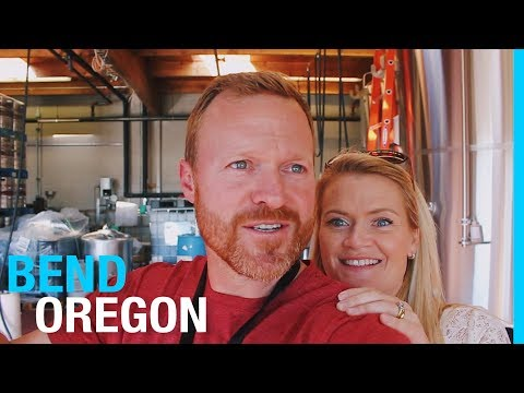 RVING BEND OREGON // DESCHUTES RIVER // SMITH ROCK (RV LIFE