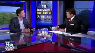 Bret sits down with former FBI Director James Comey: Part 2