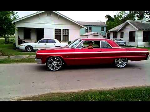 64 Impala Ss Candy Slab Youtube
