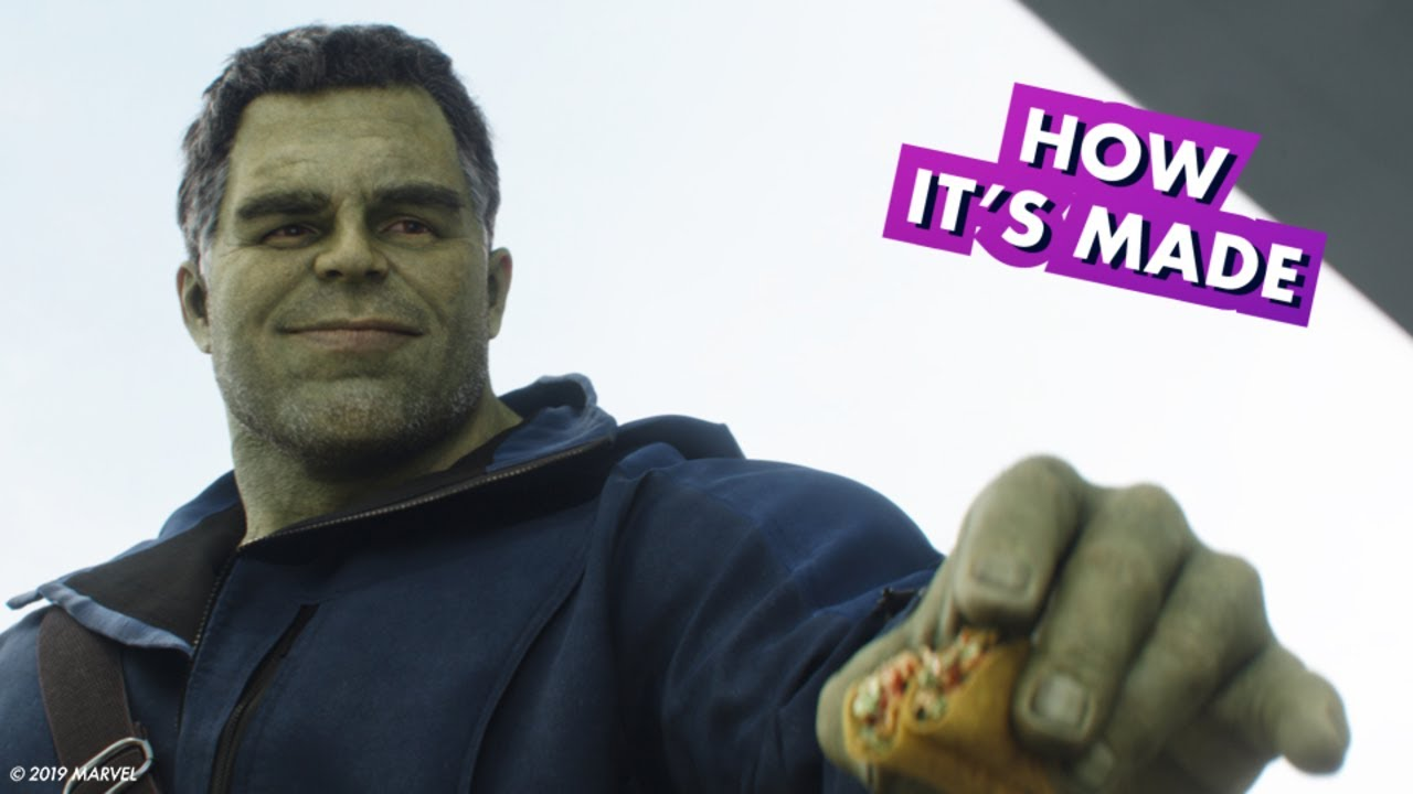 Marvel Studios    Avengers  Endgame     Making the Hulk