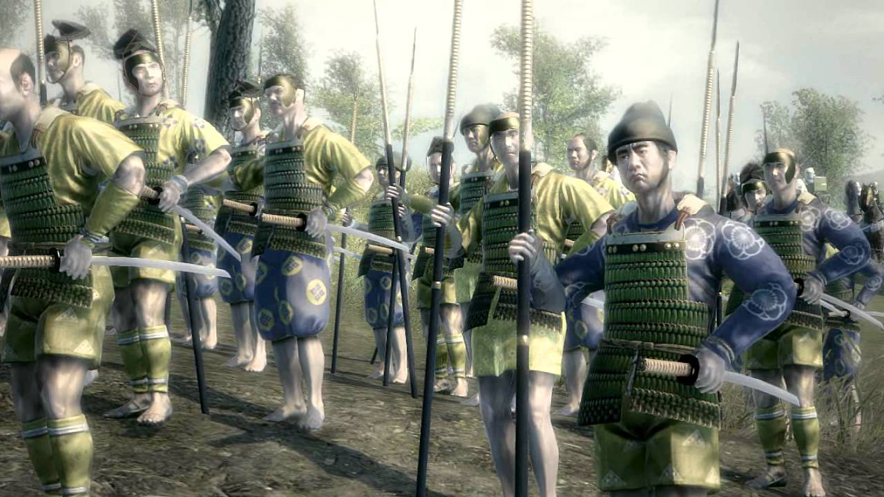 Shogun2 TW : Presentation Radious Unit Pack - Rise of the Samurai (mod) - YouTube