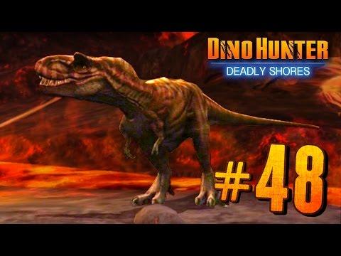 LAVA DINOSAURS! - Dino Hunter: Deadly Shores EP: 48 HD