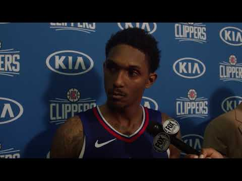 Lou Williams Postgame Press Conference vs Warriors 1-10-18