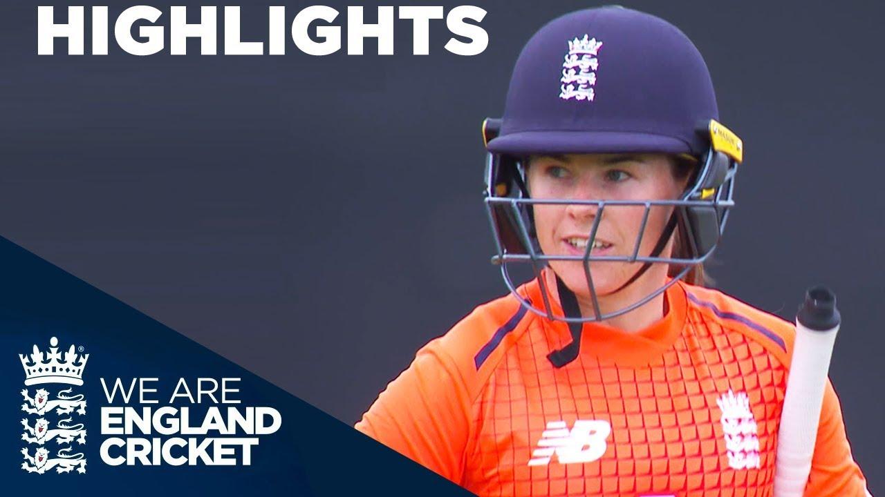 5eca43ddb92 England Hit 250 To Break T20 World Record | England Women v South Africa  IT20 2018 - Highlights