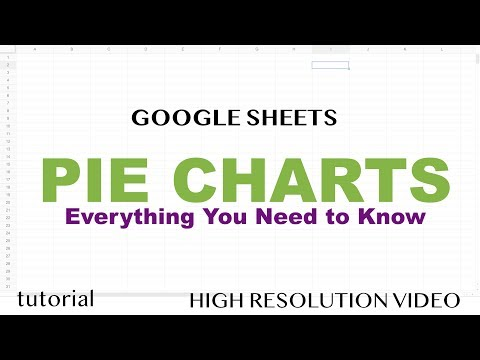 Google Sheets Pie Chart Comprehensive Tutorial