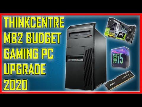 Lenovo ThinkCentre M82 - Ram, Processor and Graphics Card Upgrade 2020